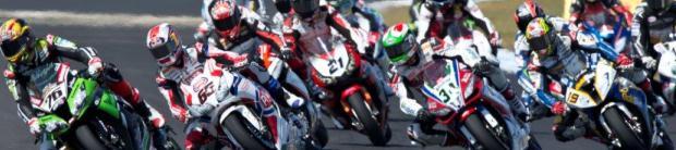 World superbike action island style 2013 Strip